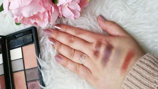 Sleek Eyes & cheek palette. Blog review and Glossybox