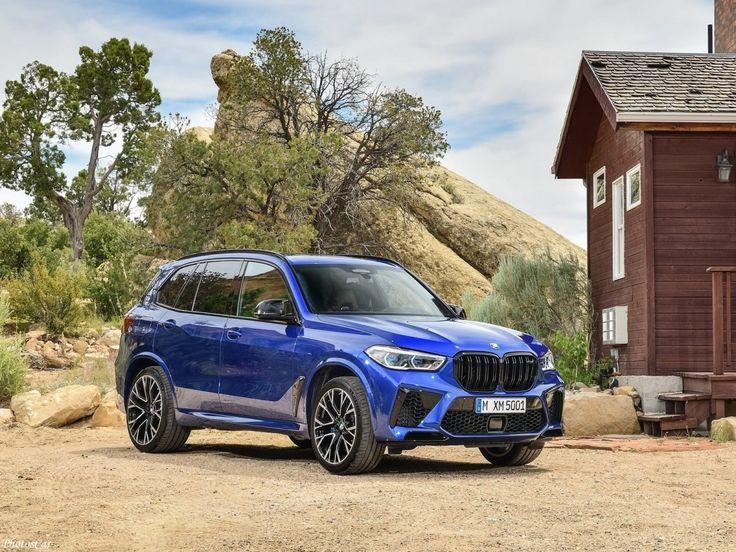 BMW X5 M Competition 2020 La grande brute est enfin