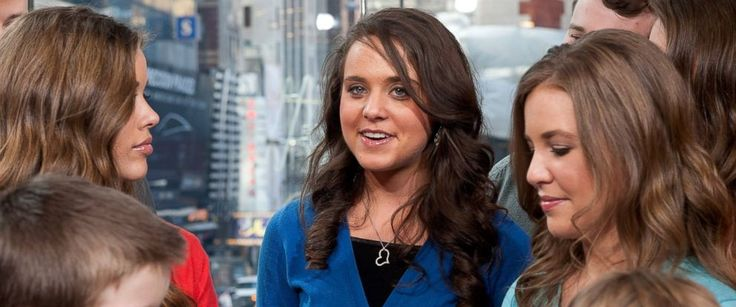 PHOTO: Jinger Duggar visits Extra at their New York studios in Times Square, March 11, 2014, in New York.