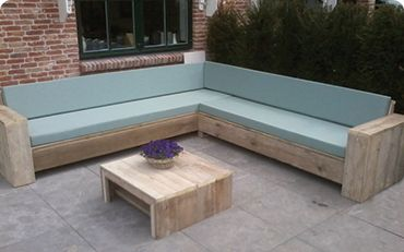 Diy Budget Loungebank : Loungebank sahara tuinbank lounge loungeset garden