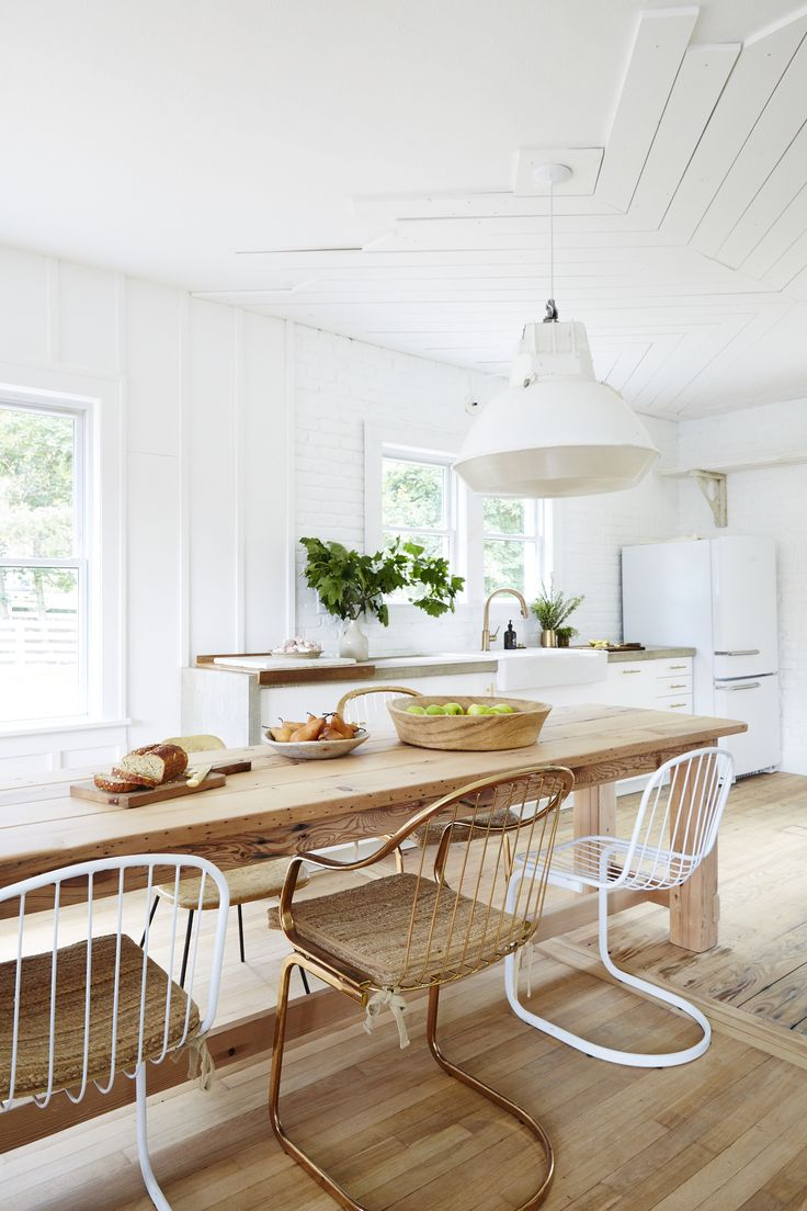 15 Design Ideas For Kitchens Without Upper Cabinets: 308 Best Kitchens Without Upper Cabinets Images On