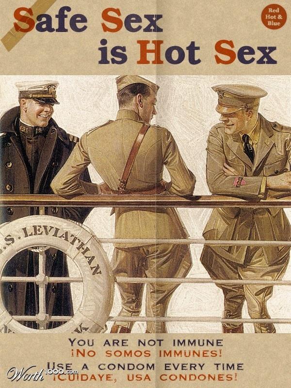 Safe Sex Is Hot Sex 18