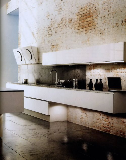 48 Best Images About Raw Rustic Kitchens On