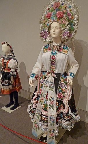 Slovak wedding dress