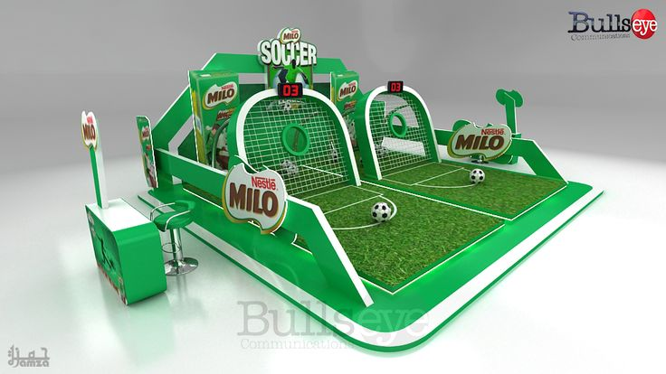 "查看此 @Behance 项目:""Milo Soccer League""https://www.behance.net/gallery/30968237/Milo-Soccer-League"