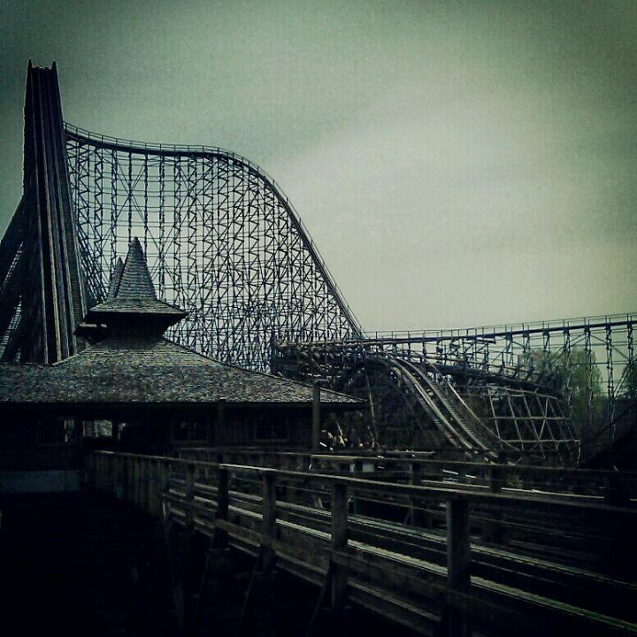 Haunted House Nyc Youtube: 25+ Best Ideas About Heide Park On Pinterest