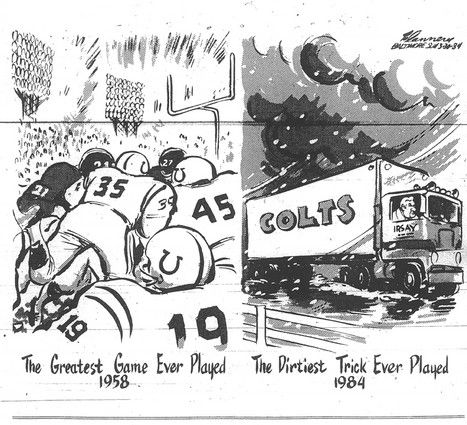 370 best Baltimore Colts images on Pinterest | Baltimore ...