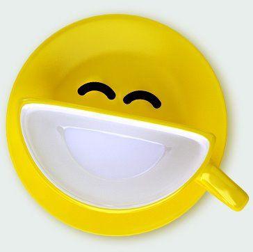 Nada como empezar la mañana con una sonrisa :): Cups, Smiley, Coffee, Smilecup, Morning, Products, Mugs