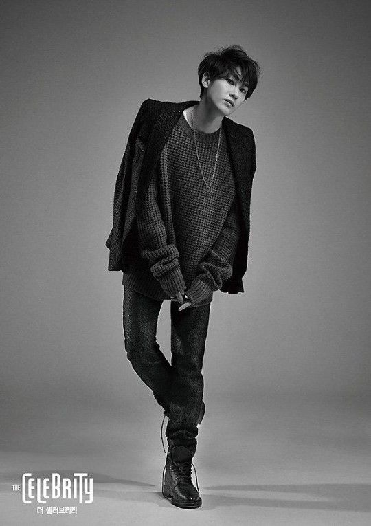 Check Out Super Junior's Eunhyuk Last Photo Shoot Before Military Enlistment with The Celebrity | Koogle TV