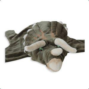Dinosaur - dyrekostume/tæppe.  Wild & Soft, BIBIB & Co.