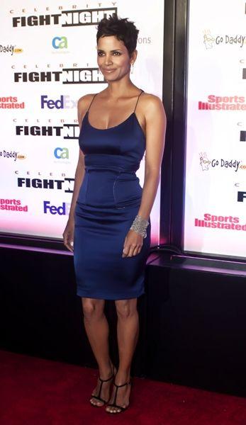 Celebs at Muhammad Alis Celebrity Fight Night     #