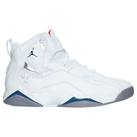 Men's Jordan True Flight Basketball Shoes| Finish Line