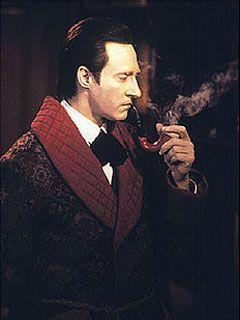 Data, data, data, I cannot make bricks without clay!                                                                                                                                                                                                                Star Trek Sherlock