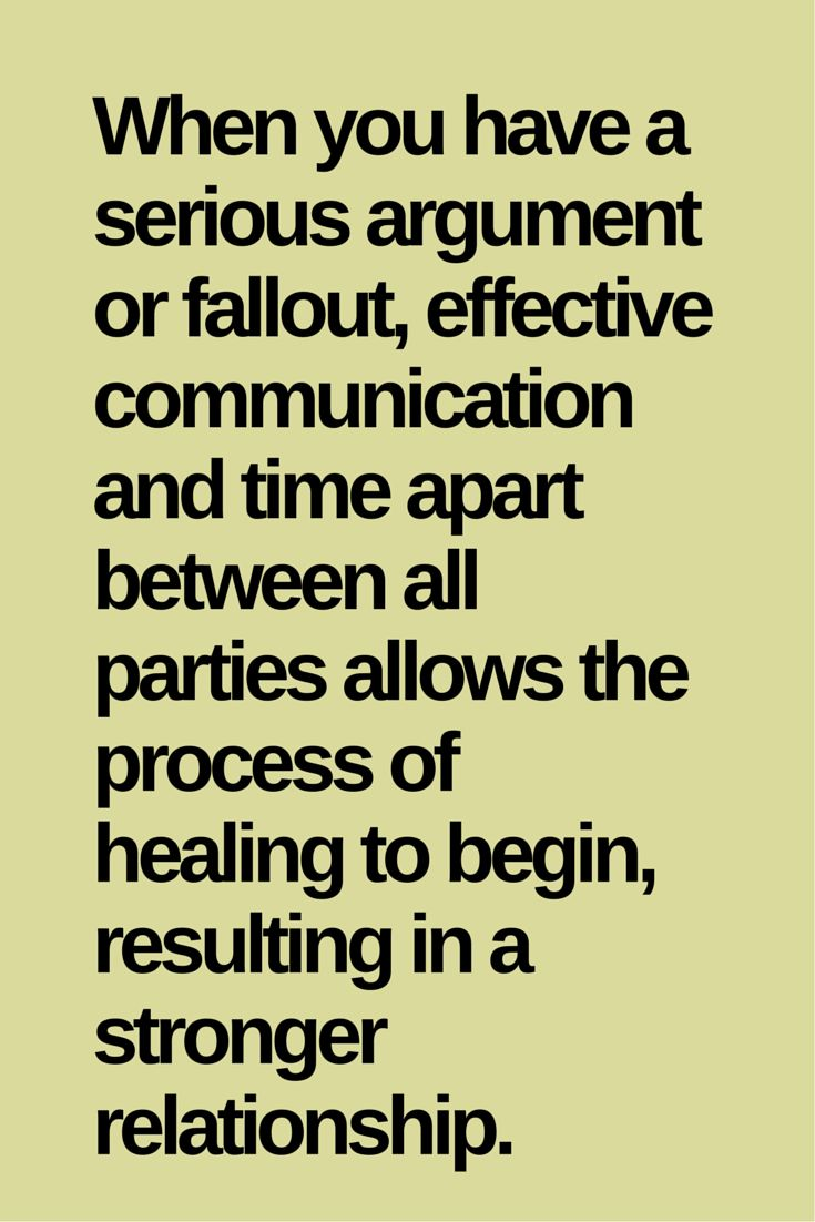 two guidelines for effective communication in a relationship