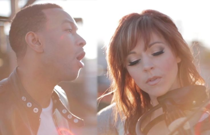 All Of Me - John Legend & Lindsey Stirling