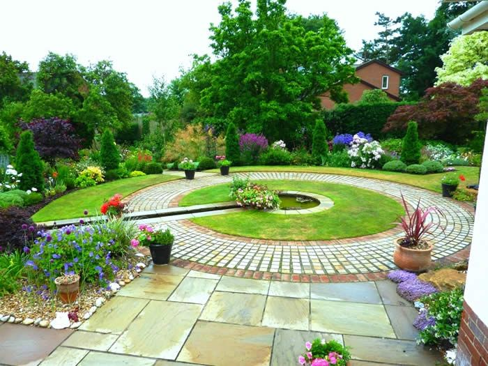 237 best Garden Circle Gardens images on Pinterest Gardens