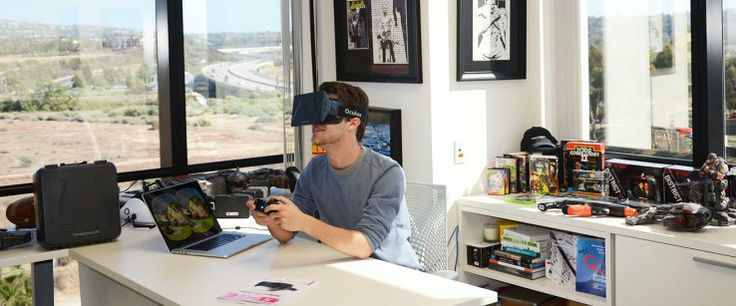 #Facebook To Buy #Oculus VR, Maker Of The Rift Headset, For Around $2B In Cash And Stock