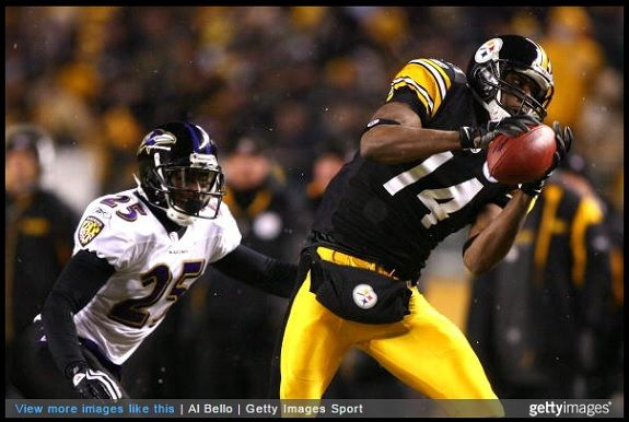 Former Steelers� WR Limas Sweed Now In The Coaching Realm