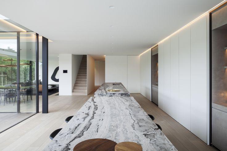 Govaert & Vanhoutte - Residence VDB, Sint-Martens-Latem (2016)