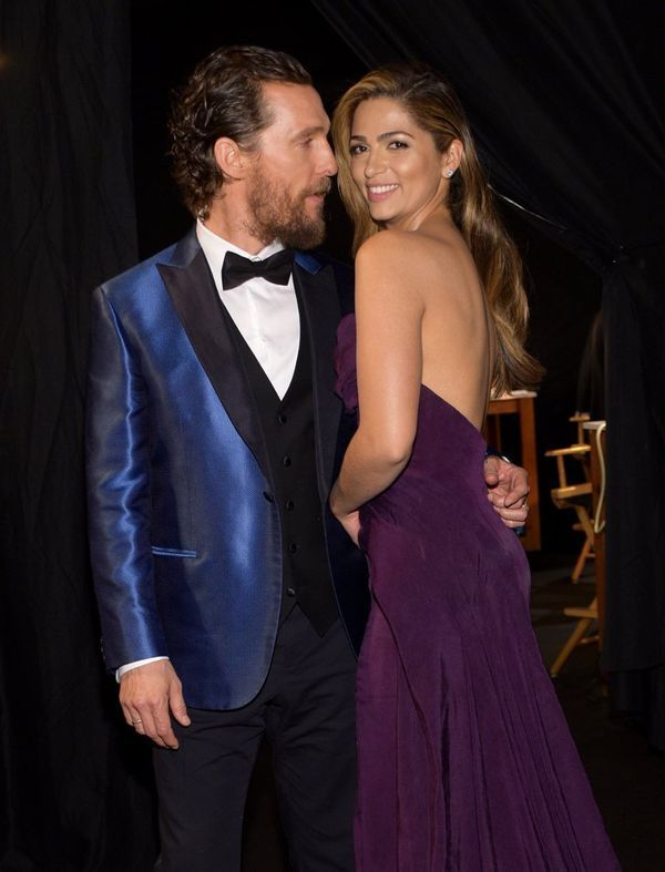 Matthew McConaughey and Camila Alves are one of Hollywood's strongest couples.