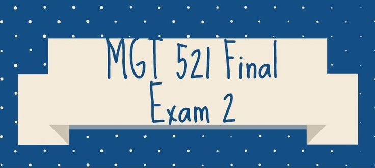 MGT 521 Final Exam1) When a manager makes use of a SWOT analysis, one of his or her objectives is to2) A company that wants to distinguish itself from the competition in the marketplace is most likely using which of the following strategies?3) An organization's ________ goals are official statements