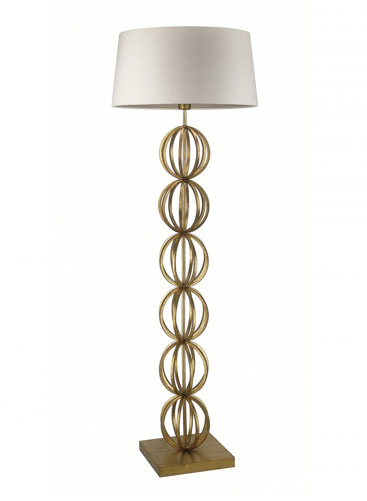 Rollo antique gold floor lamp heathfield co