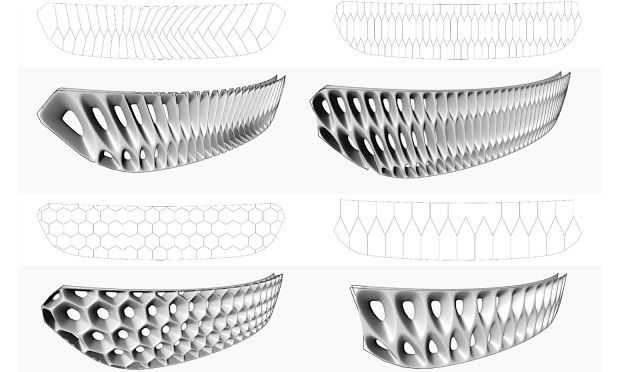 1000 ideas about parametric design on pinterest digital for T spline architecture
