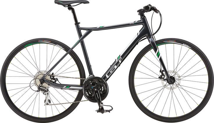 Grade Flatbar Comp - Fitness - Pavement - Bikes - GT BIkes - GRADE FLATBAR COMP
