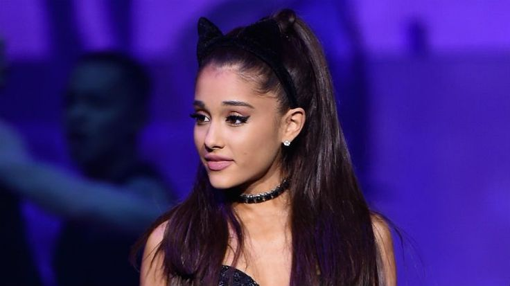 Click HERE for deets! Ariana Grande, brookstone, dance music, free ariana grande concert tickets, free ticket friday, pop music, sexy, wireless cat ear headphones