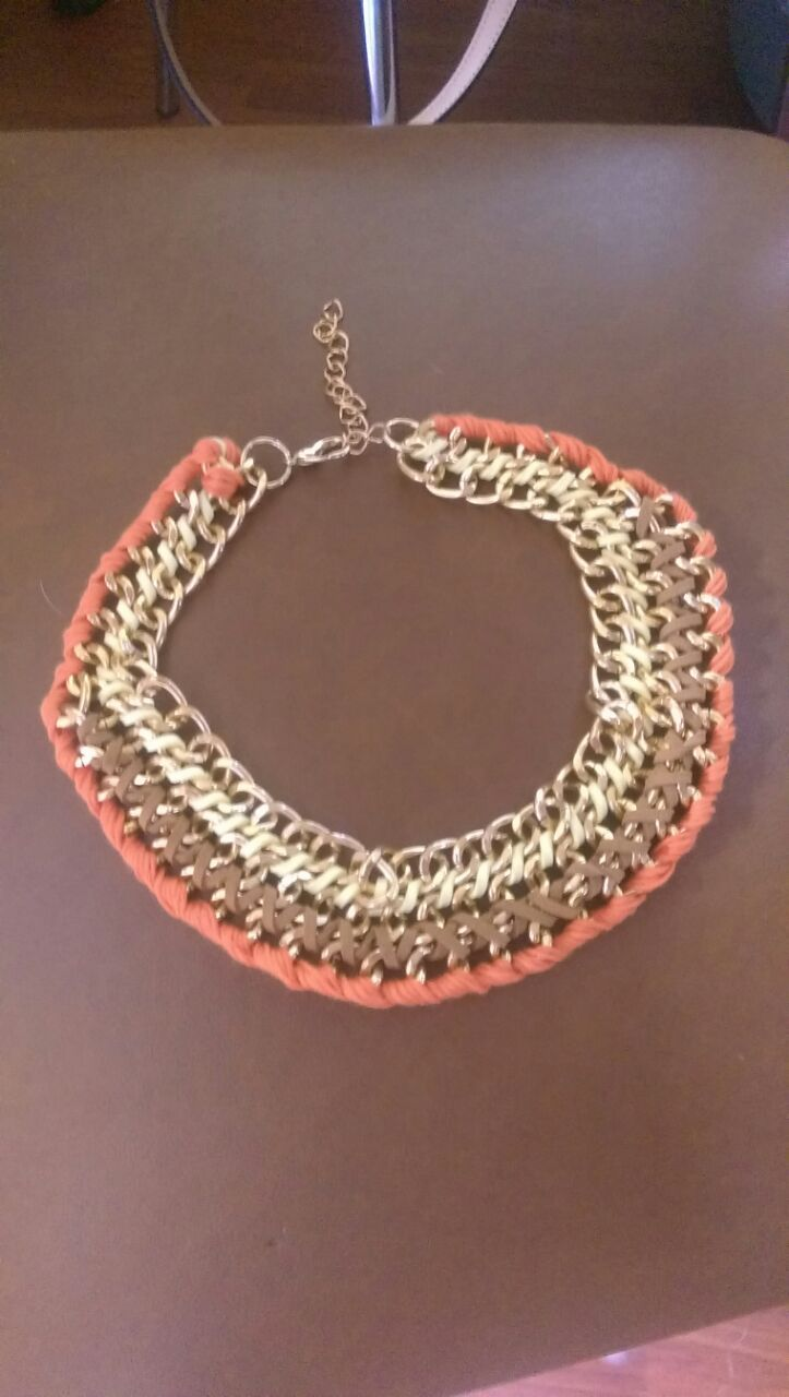 Chain Necklace 40 lei