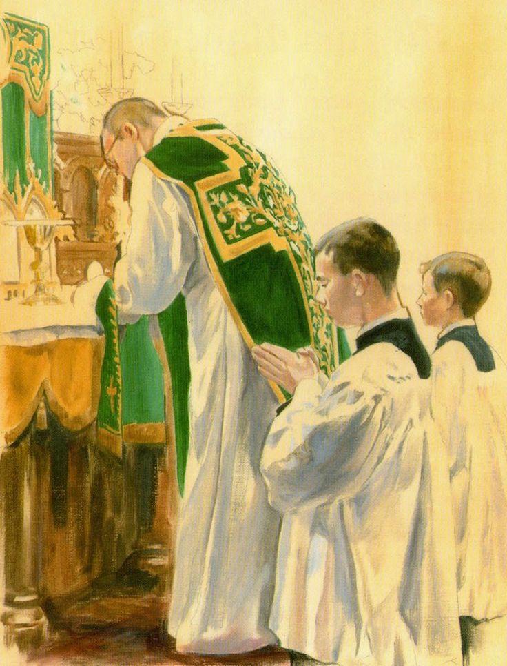 Consagração Santa Missa de Sempre - Imagens - Associação Santo Atanásio