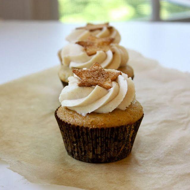 Cannella Vita: churro cupcakes (the perfect cinco de mayo treat!)