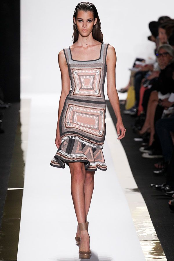 Passion For Luxury : Herve Leger Spring/Summer 2014 Dresses