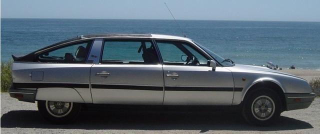 1986 Citroen CX Prestige