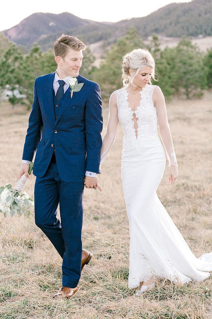 Michele with one L Photography | Timeless Elegance at Spruce Mountain Ranch Wedding in Colorado