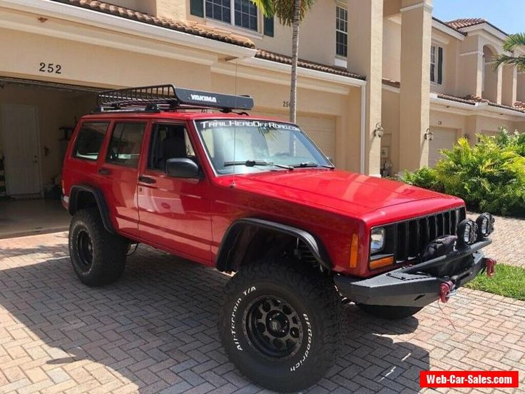 Car for Sale 2000 Jeep Cherokee