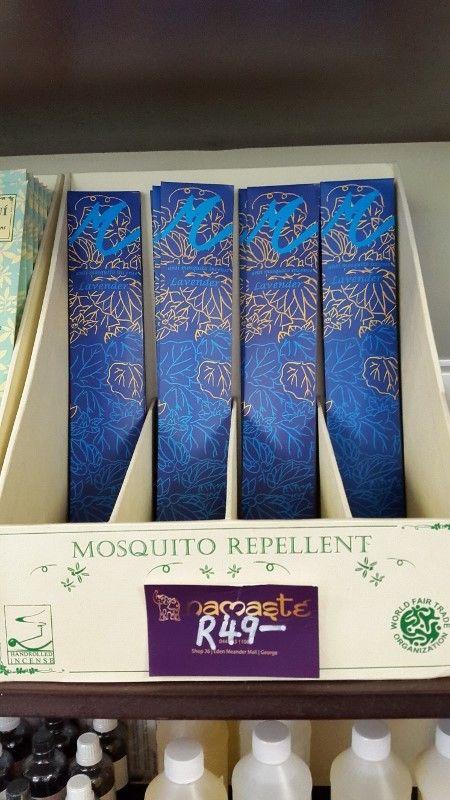 incense mosquito repellent