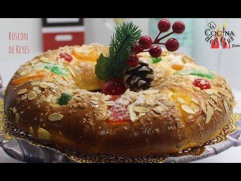Roscón de Reyes tradicional | Rosca de Reyes | Iban Yarza