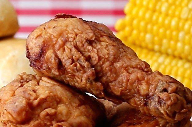 Aprenda a fazer frango frito ao redor do mundo: | Frango frito ao redor do mundo