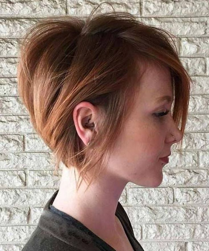 nice 60 Popular Short Hairstyles 2017 Trends Ideas  http://lovellywedding.com/2017/12/30/60-popular-short-hairstyles-2017-trends-ideas/