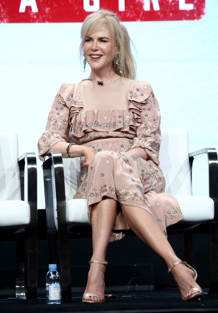 nice Is Nicole Kidman Also Having a Style Renaissance?