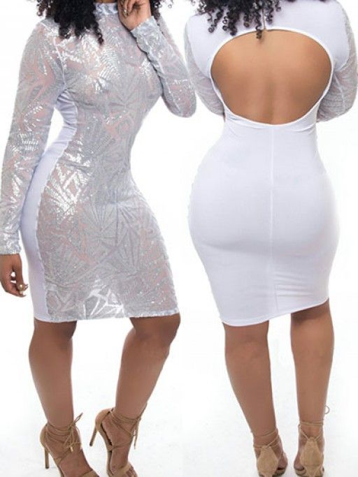 White Club Dress l The perfect white club dress for all occasions