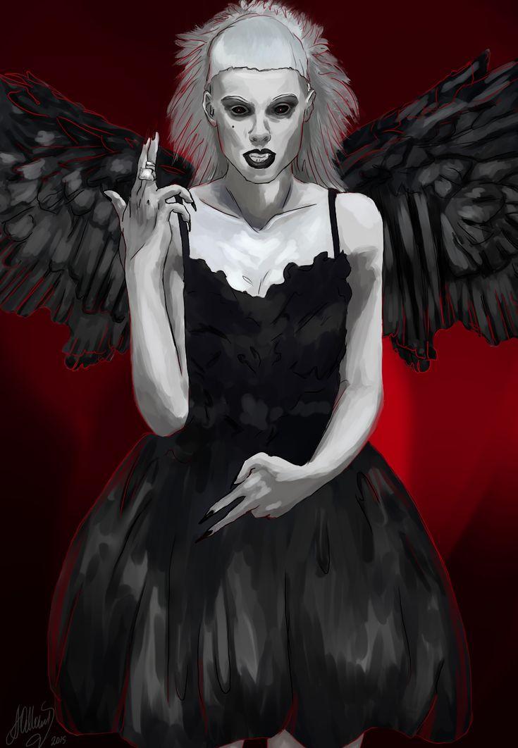 Yolandi Visser (Die Antwoord) ART by AliceDevolskaya on DeviantArt