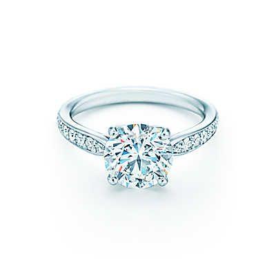 Ver los Anillos de Compromiso Tiffany | Tiffany & Co.