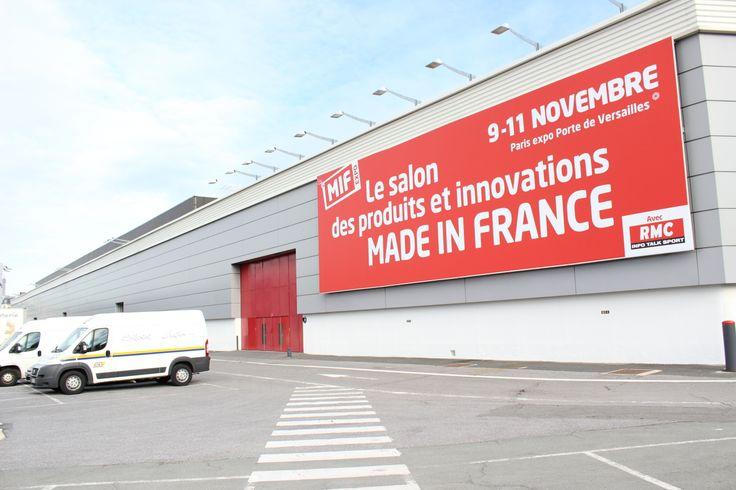 A Paris Expo, porte de Versailles !