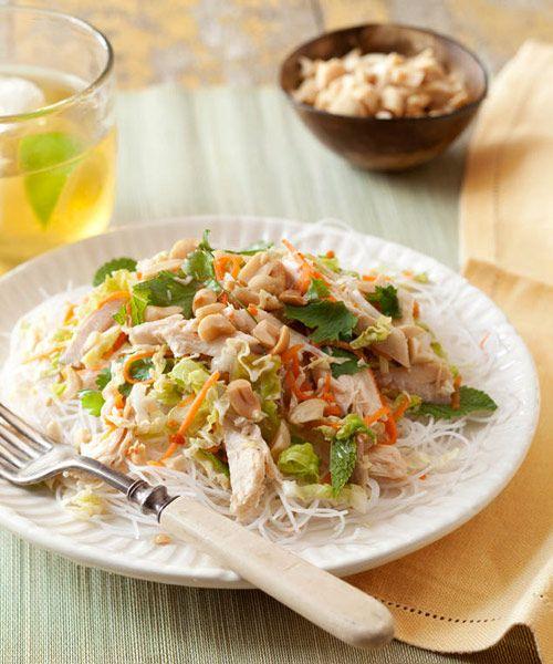 Asian Chicken Salads And Asian Chicken