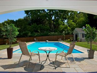 designing a pool area - Google Search