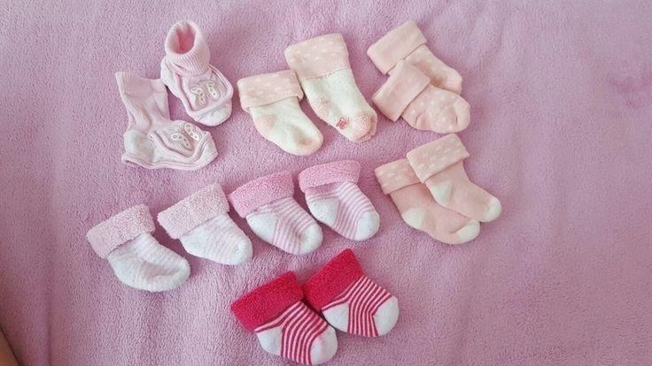 Ponožtičky pro holčičku