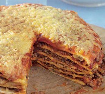 Mexicaanse stapeltaart - Recept - Jumbo Supermarkten