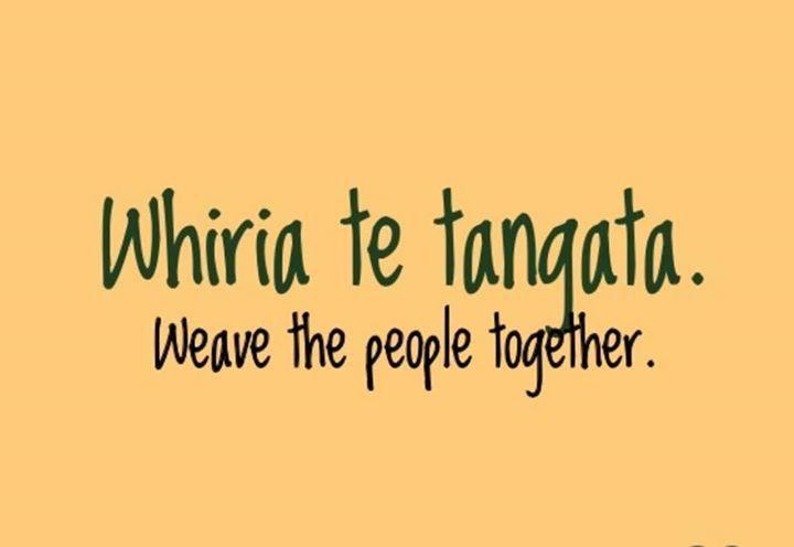 People of te whāriki